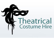 Theatrical Costume Hire Logo