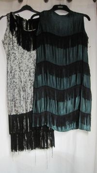 Fringed Flappers