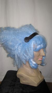 Wig - Baby Blue 2