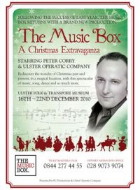The Music Box - Peter Corry & The Ulster Operatic Company